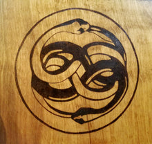 The Auryn - Odin's Eye Art