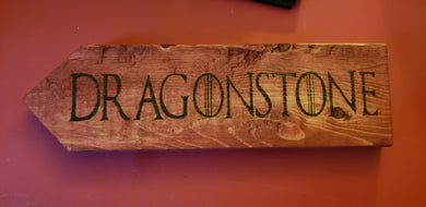 Dragonstone sign