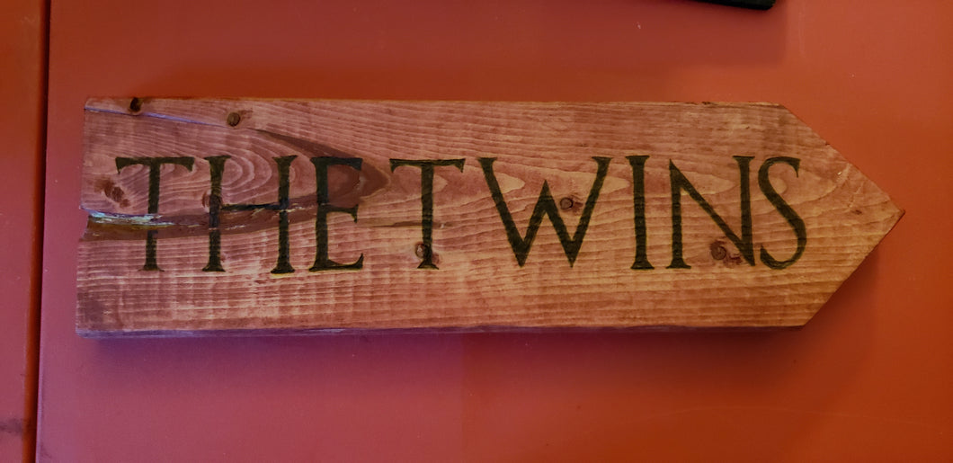 The Twins sign