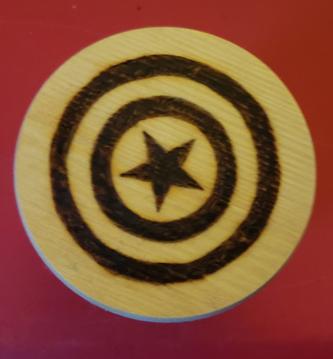 Captain America box