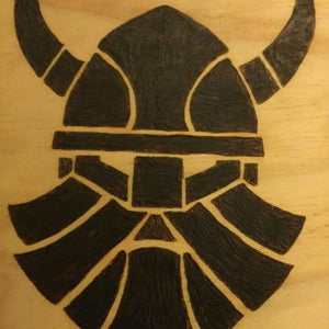 Odin - Odin's Eye Art,  - woodburning, Odin's Eye Art - Odin's Eye Art