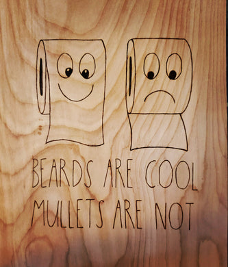 Beards are cool