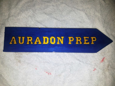 Auradon Prep sign - Odin's Eye Art, Pyrography - woodburning, Odin's Eye Art - Odin's Eye Art