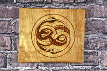The Auryn - Odin's Eye Art,  - woodburning, Odin's Eye Art - Odin's Eye Art