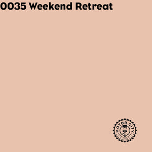 0035 Weekend Retreat
