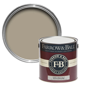 Farrow & Ball Light Gray No. 17