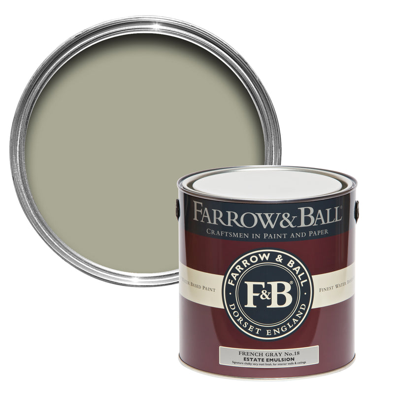 Farrow and Ball French Grey #farrowandballfrenchgray #frenchgray #paintcolor