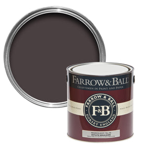 Farrow & Ball Mahogany No. 36