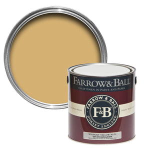 Farrow & Ball Sudbury Yellow No. 31