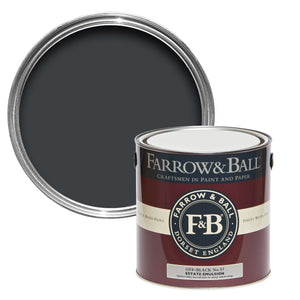 Farrow & Ball Off Black No. 57