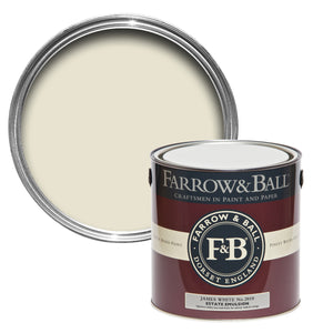 Farrow & Ball James White No. 2010