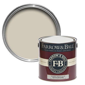 Farrow & Ball Shaded White No. 201