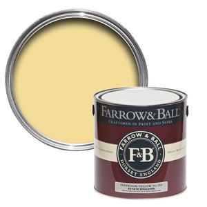 Farrow & Ball Dayroom Yellow No. 223
