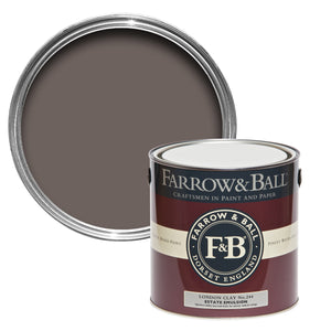 Farrow & Ball London Clay No. 244
