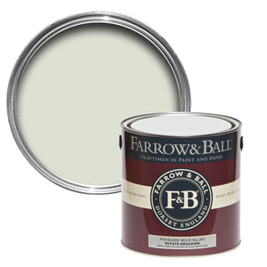 Farrow & Ball  Pavilion Blue No. 252