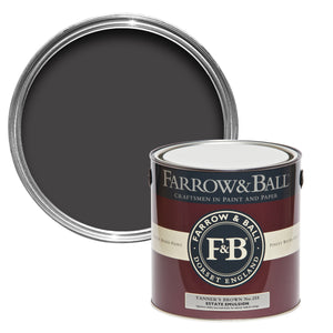 Farrow & Ball Tanner's Brown No. 255