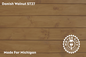 Danish Walnut ST27