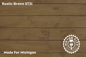 Rustic Brown ST21