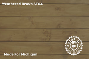 Weathered Brown ST03