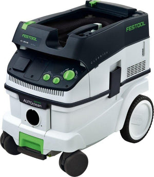 Festool CT 26 E Certified Full Unit HEPA Dust Extractor