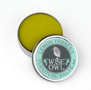 Furniture Salve Lemon Verbena