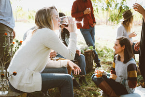 Study: Women Who Stop Drinking Alcohol Improve Mental Health