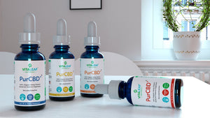 Which Concentration PurCBD  Full Spectrum is Right for You?