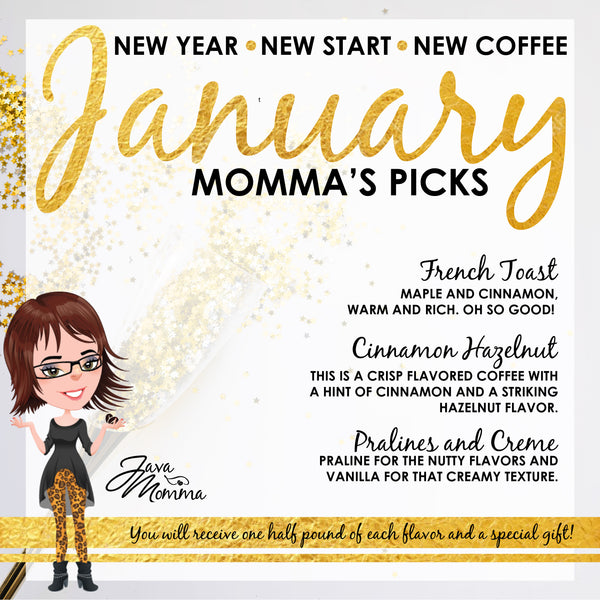 New January Momma's Picks!