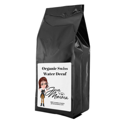Organic Swiss Water Decaf