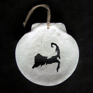 Chatham Shell Ornament, Cape Cod