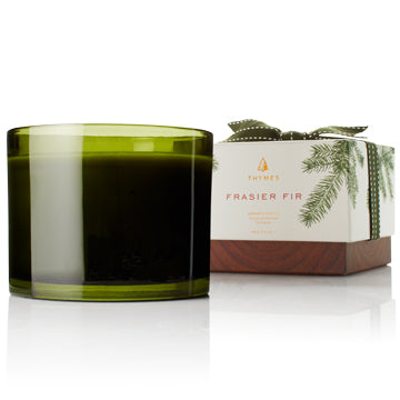 Frasier Fir Poured Candle, 3-wick, 17oz