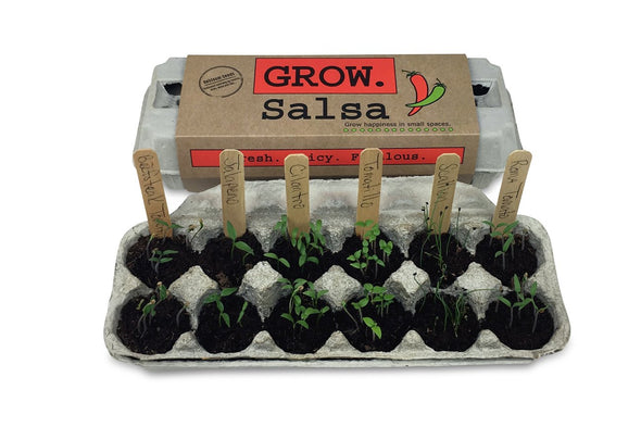 Garden Kit  Grow Salsa