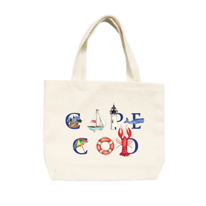 Tote Bag Cape Cod