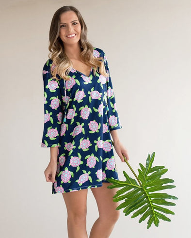 TUNIC WOMEN'S TURTLE BAY