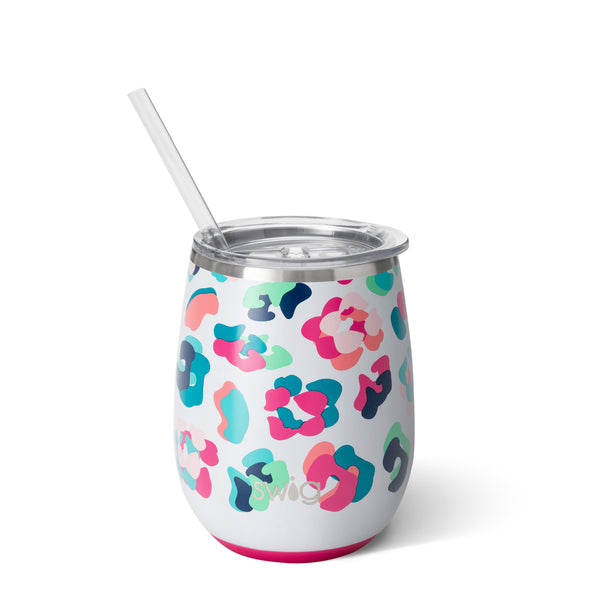 STEMLESS CUP 14OZ PARTY ANIMAL