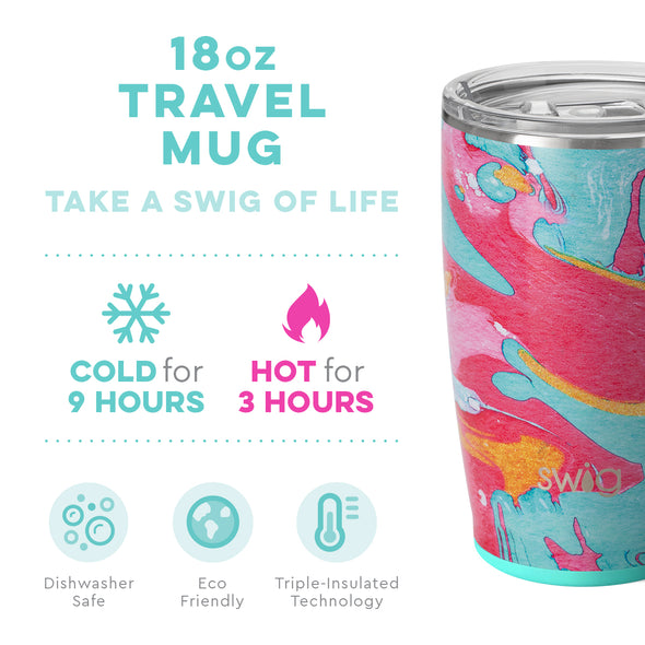 MUG 18OZ COTTON CANDY