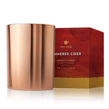 Simmered Cider Poured Candle, 6.5oz