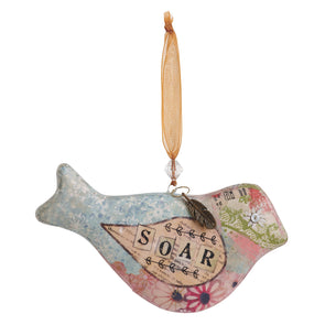 Soar Bird Ornament