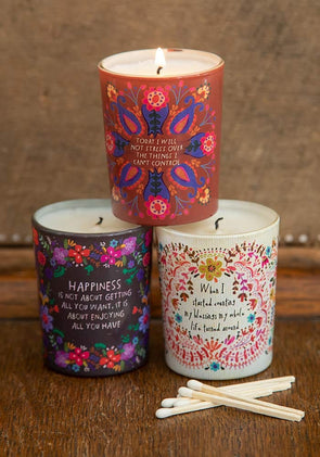 Votives I Will Not Stress
