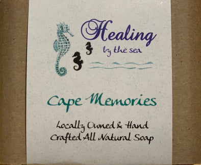 All-Natural Handmade Soap - Cape Memories