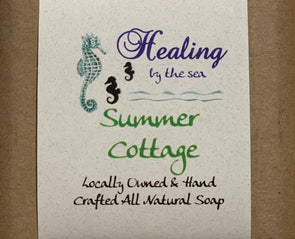 All-Natural Handmade Soap - Summer Cottage