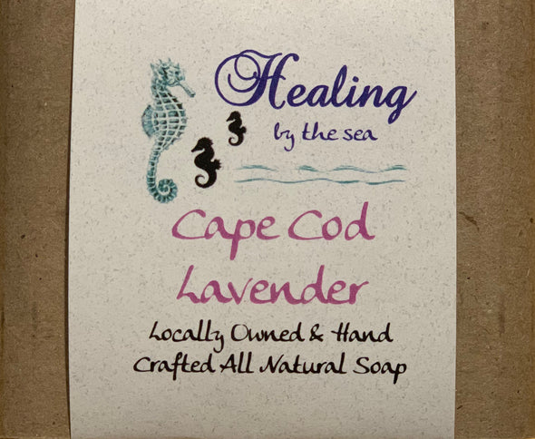 All-Natural Handmade Soap - Lavender
