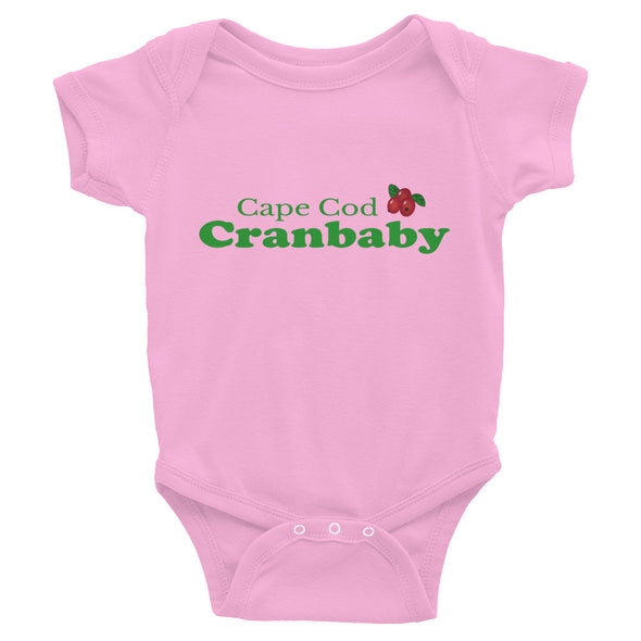 Cape Cod Cranbaby Infant Onesie