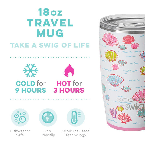 MUG 18OZ SCOUT- LET'S SHELLABRATE