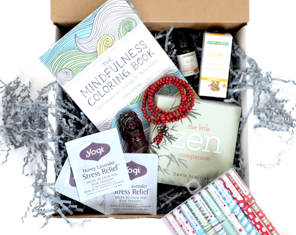 Calming Mindfulness Box