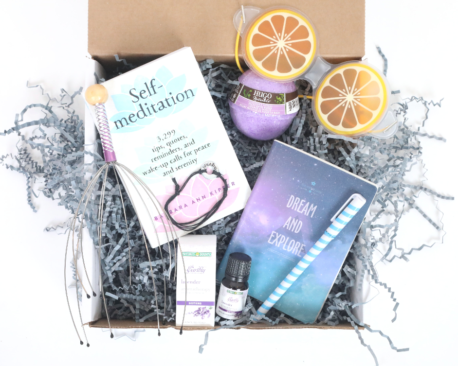 Soothing Self-Care Box