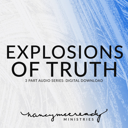 Explosions of Truth