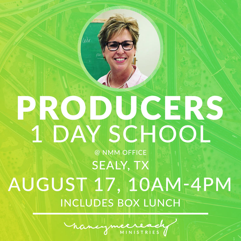 (FULL) Producers 1-Day School (August 17th | Sealy, TX)