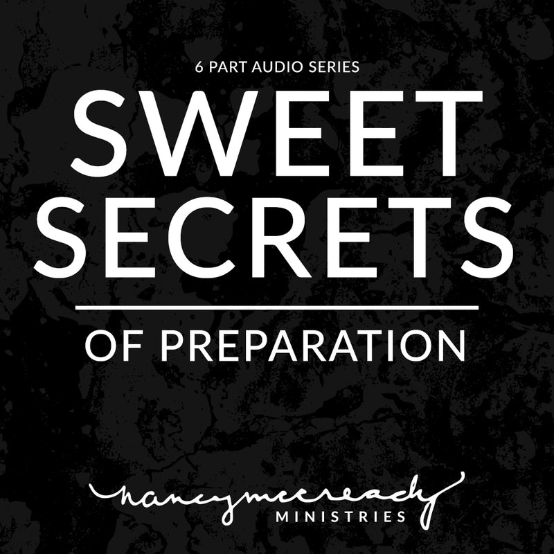 Sweet Secrets of Preparation