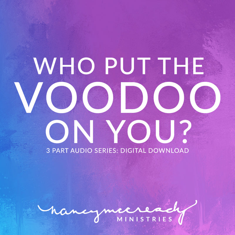 Who Put The VooDoo On You?
